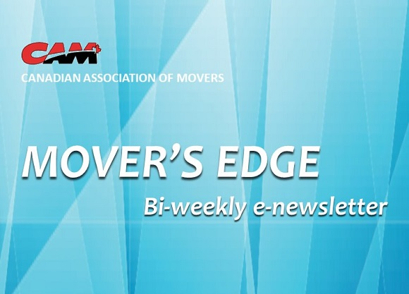 Mover's Edge Newsletter